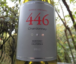446 Chardonnay Review