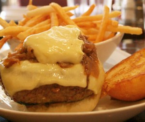 Restaurant Review: 5 Napkin Burger