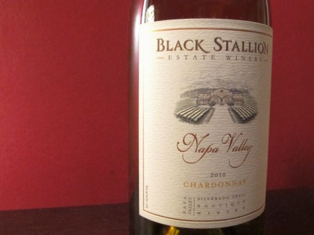 Black Stallion Chardonnay Review