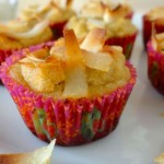 Gluten-Free Tropical Coconut Mini-Cupcakes Recipe