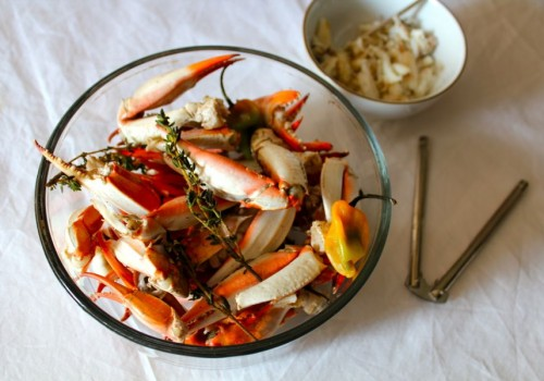 Spicy Caribbean Crab Claws
