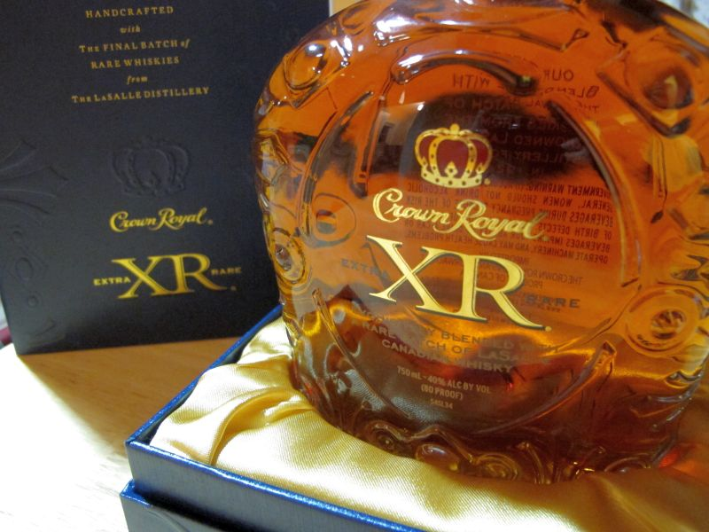 Crown Royal XR Review