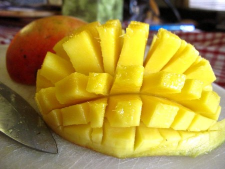 How to Cut Fresh Mango