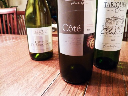 Domaine du Tariquet Wines