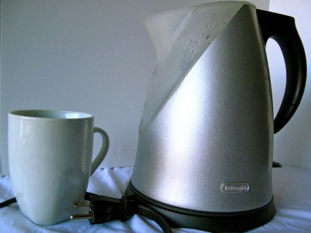 The Handy Dandy Electric Kettle