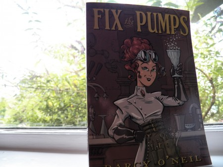 &#039;Fix the Pumps&#039; Book Review
