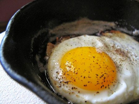 Frying the Perfect Egg