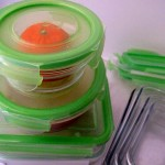 Eco-Friendly Glass Storage Containers