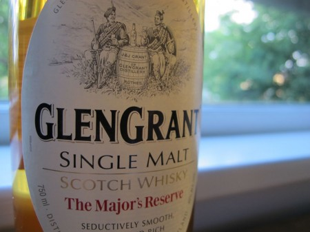 Glen Grant The Major's Reserve Single Malt Scotch Whisky