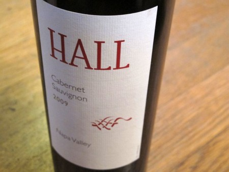 Hall Cabernet Review