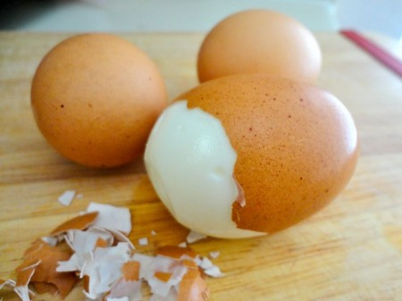 How to Spot a Hard-Boiled Egg