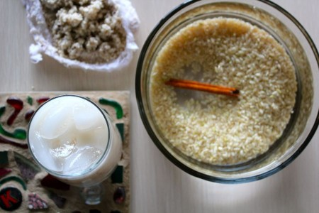 Brown Rice Horchata Recipe
