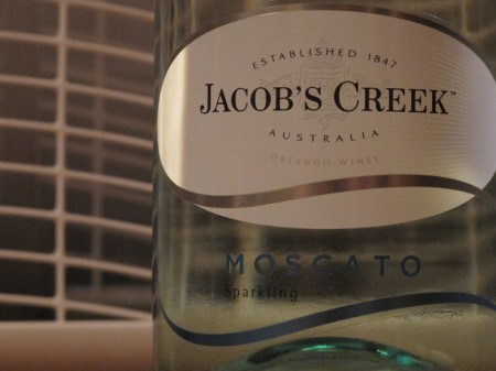 Jacob's Creek Moscato Review
