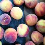 Peaches Get a Makeover: Pickling Peaches