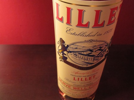 Lillet Rose Aperitif Wine