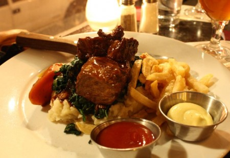 Little Bear: Belgian Food With Grace and Gut