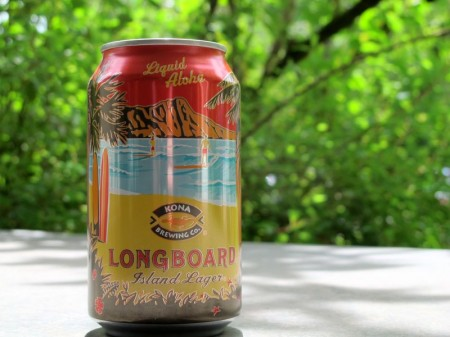 Kona Brewing Longboard Lager Review