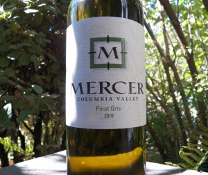 Mercer Pinot Gris