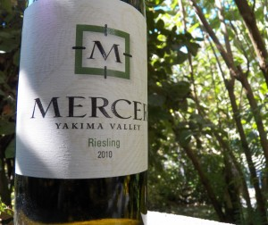 Mercer Riesling
