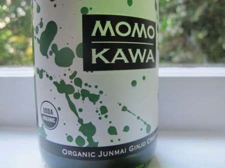 Want to Order a Good Sake? Look for Momokawa