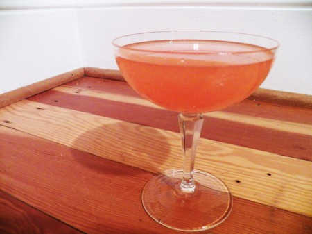 The Monkey Gland Cocktail (American Version)