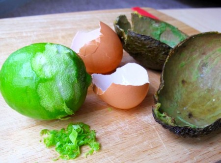 Egg Shells and Avocado Peels: What to Do With Them