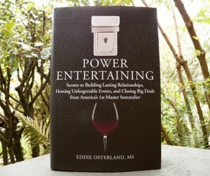 &#039;Power Entertaining&#039; Book Review