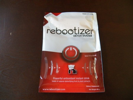 Rebootizer Detox Shaker: It Works!