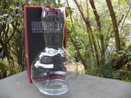 Riedel Swirl Wine Decanter
