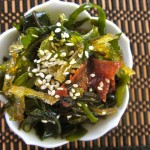 Simple Seaweed Salad