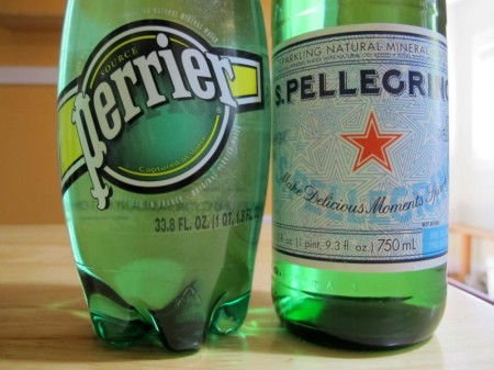 Sparkling Water: Recommended for Food and Drink