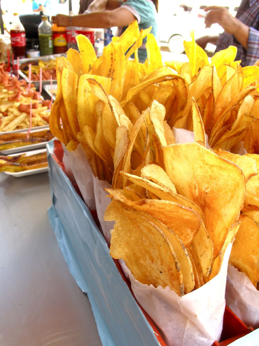Memories of Mexico: Superior Street Food: Papas