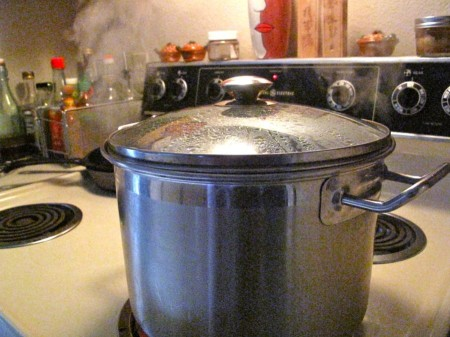 Gotta Have a Stock Pot