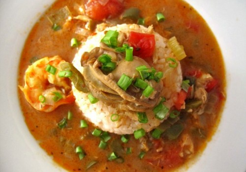 Texas Seafood Gumbo