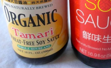 Kitchen Semantics: Tamari vs. Soy