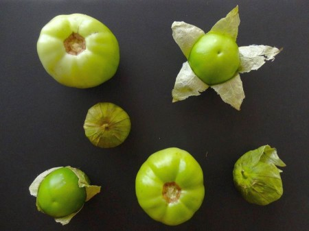Kitchen Semantics: Green Tomato vs. Tomatillo