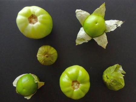Kitchen Semantics: Green Tomato vs. Tomatillo
