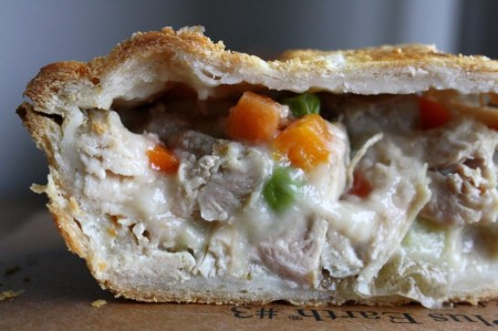 The Pie Hole Chicken Pot Pie