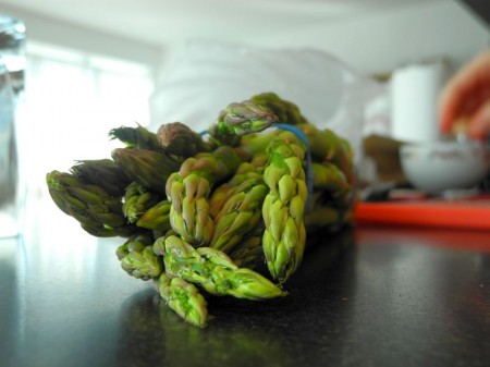Asparagus Season: It&#039;s Spring!