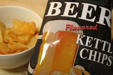 Beer Chips: Elevating the Potato Chip Experience