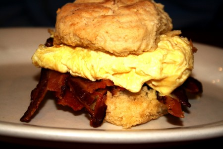 Building Your Own Drive-Through Breakfast Sandwich