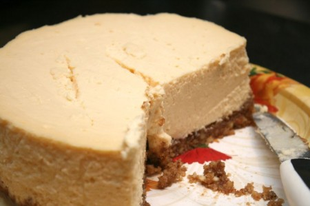 The World's Best Cheesecake (Kosher for Passover)
