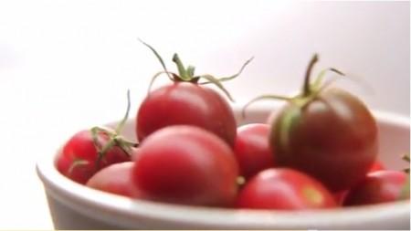 Golden Tomato Salad Recipe Part I