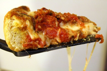 Masa's Deep-Dish Pizza