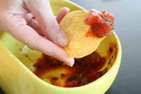 Switch Up Your Salsa