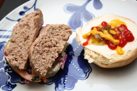 Meatloaf-Inspired Sliders