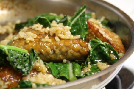Play It Safe: Cook Your Tempeh