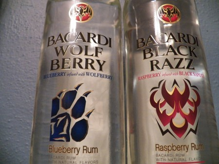 New Bacardi Rum Flavors