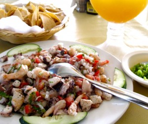 Ceviche: Fresh Seafood and Citrus