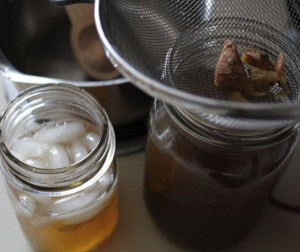 Homemade Ginger Ale in Three Steps